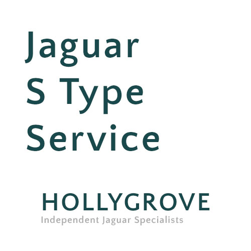 Jaguar S Type Service