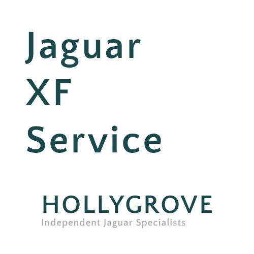Jaguar-XF-Service