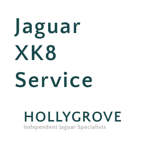 Jaguar XK8 Service