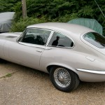 Classic Jaguar E-type