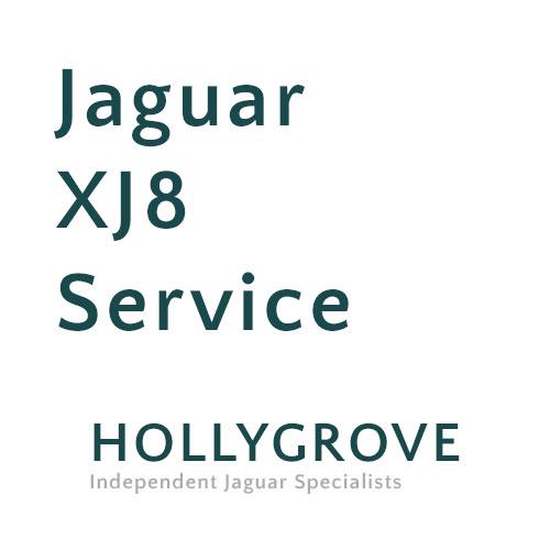 Jaguar XJ8 Service